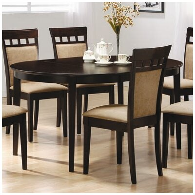 Wildon home crawford 7 piece dining set for Wildon home dining