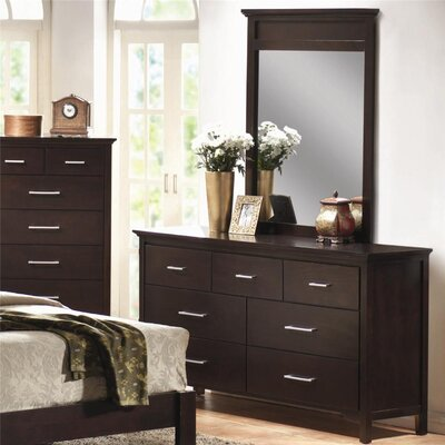 Wildon Home ® Morgan 7 Drawer Dresser