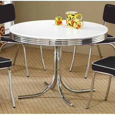 Wildon Home ® Peyton Retro  Dining Table