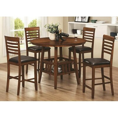 Wildon Home ® Savanah Counter Height Pub Table Set