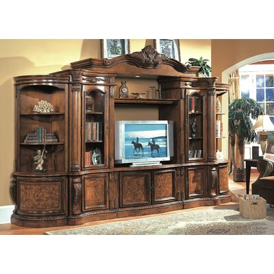 Wildon Home ® Zachary Entertainment Center