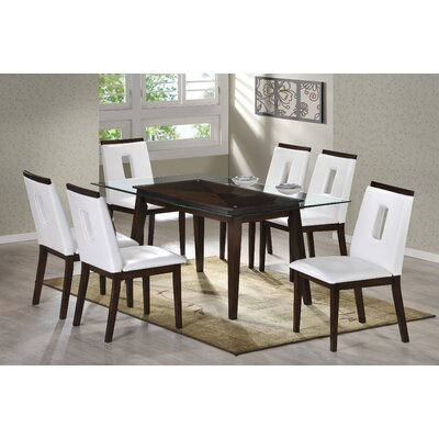 Wegman 7 Piece Dining Set