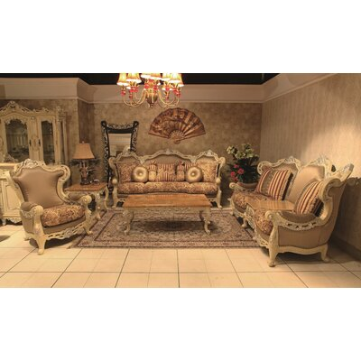 Wildon Home ® Lillian Living Room Collection