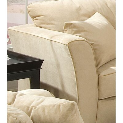 Wildon Home ® Cumberland Grove Velvet Sofa