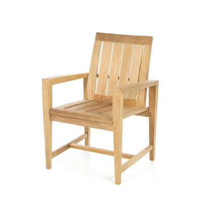 Wildon Home ® Hampton Dining Arm Chair