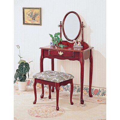 Wildon Home ® Yelm Vanity Set with Mirror