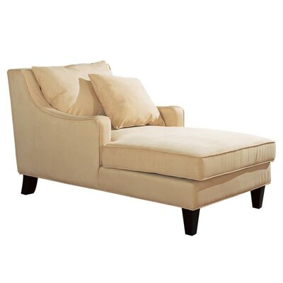 Wildon home bernard chaise lounge for Bernard chaise lounge