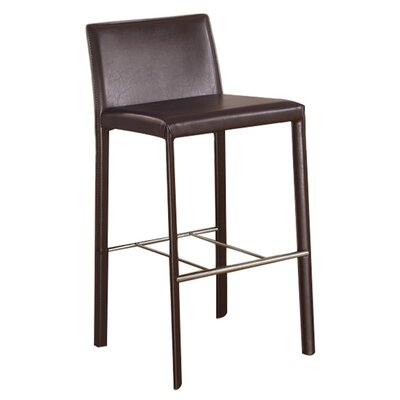 Wildon Home ® Avondale Barstool in Chocolate