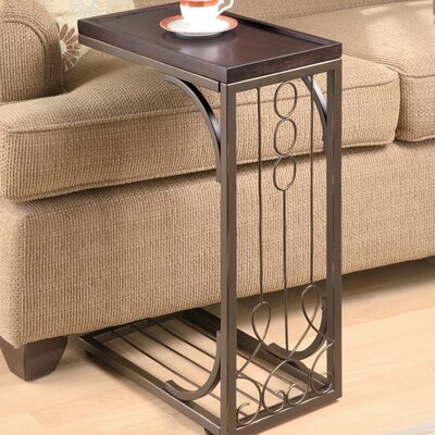 Wildon Home ® Tray Top End Table