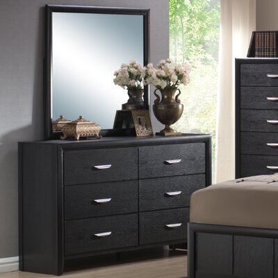 Wildon Home ® Monet 6 Drawer Dresser
