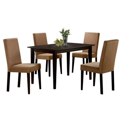 Wildon Home ® Ferndale 5 Piece Dining Set