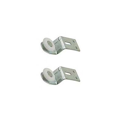 PrimeLine Wardrobe Door Back Roller (Set of 2)