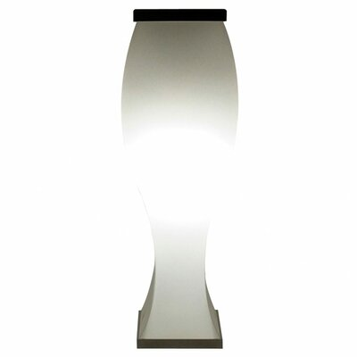 "Roland Simmons Travato Curve 26"" Table Lamp"