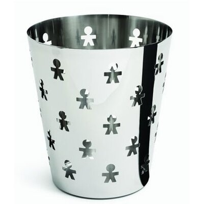 Alessi Girotondo by King Kong Waste Basket