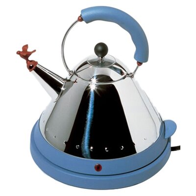 Alessi Michael Graves 1.64-qt. Electric Tea Kettle
