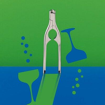 Alessi Noè Champagne Bottle Opener