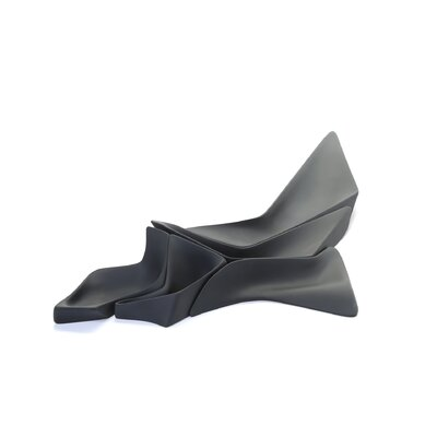 Alessi Niche Centerpiece with Interposable Elements by Zaha Hadid