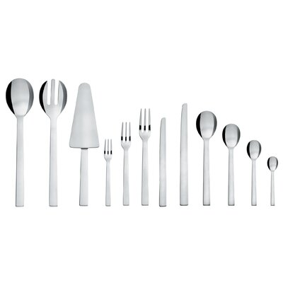Alessi-Santiago Cake Server in Mirror Polished by David Chipperfield