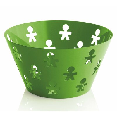 Alessi Girotondo Fruit Holder in Pop Green by King-Kong