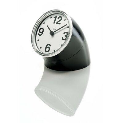 Alessi Cronotime Desk Clock by Pio Manzù