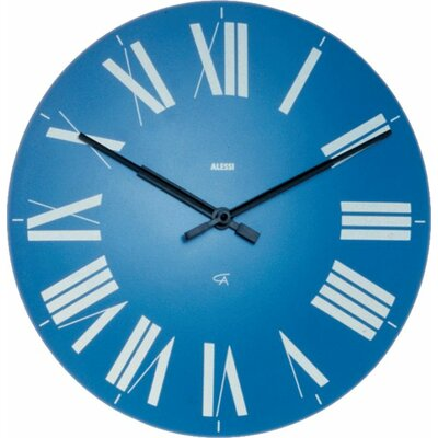 "Alessi 14.17"" Firenze Wall Clock"