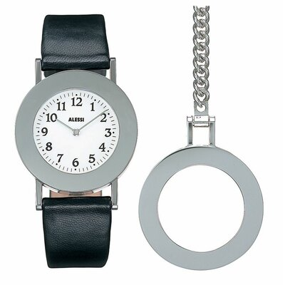 Momento Leather Watch