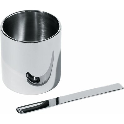 Alessi Nouvel Sugar Bowl and Spoon