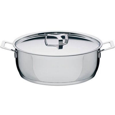 Pots and Pans Round Casserole