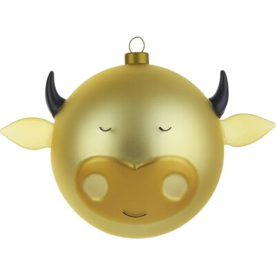 Alessi Bue Ornament