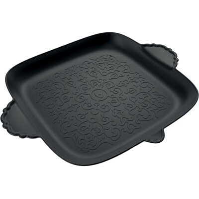 "Alessi Dressed 12.2"" Steak Fry Pan"