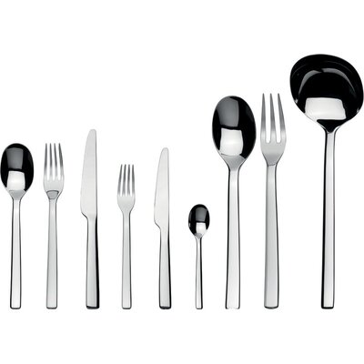 Alessi Ovale 75 Piece Flatware Set