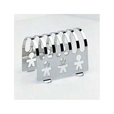 Alessi Girotondo Toast Rack by King Kong