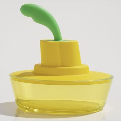 Alessi Ship Shape Container by Stefano Giovannoni