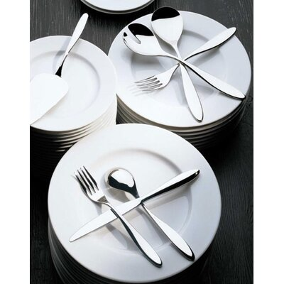 Alessi Mami Dinner Fork in Mirror Polished by Stefano Giovannoni