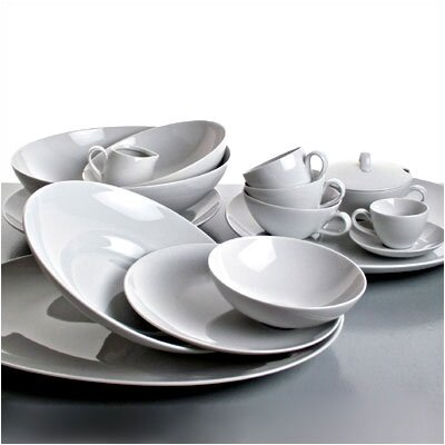 Alessi Mami Dinnerware Collection by Stefano Giovannoni