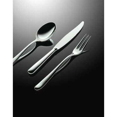 Alessi Caccia by Luigi Caccia Dominioni 4 Piece Flatware Collection