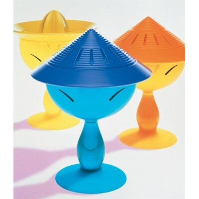 Alessi Mandarin Citrus Squeezer with Goblet by Stefano Giovannoni