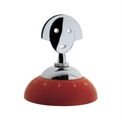 Alessi Anna Time Kitchen Timer by Alessando Mendini