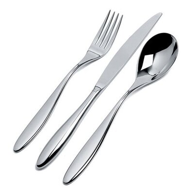 Alessi Mami 36 Piece Flatware Set by Stefano Giovannoni