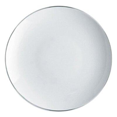 """Alessi Mami Platinum 10.73"""" Flat Plate"""