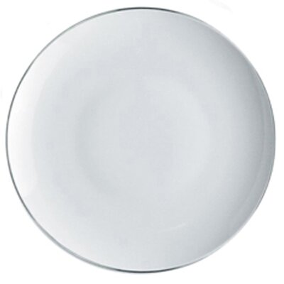 Alessi Mami Platinum 29.75 oz. Round Serving Plate