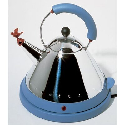 Alessi Michael Graves 52.5 oz. Electric Kettle