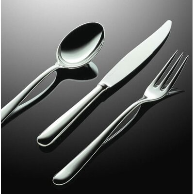Alessi Caccia by Luigi Caccia Dominioni 3 Piece Flatware Collection