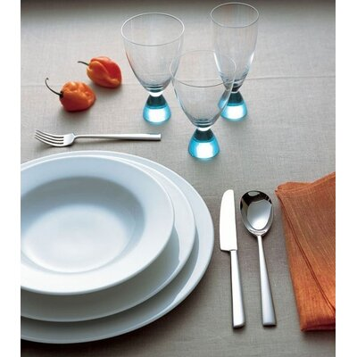 Alessi Asta Flatware Collection in Mirror Polished by Alessandro Mendini