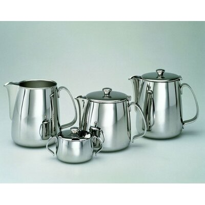 Alessi Ufficio Tecnico Alessi 4 Piece Coffee and Tea Server Set