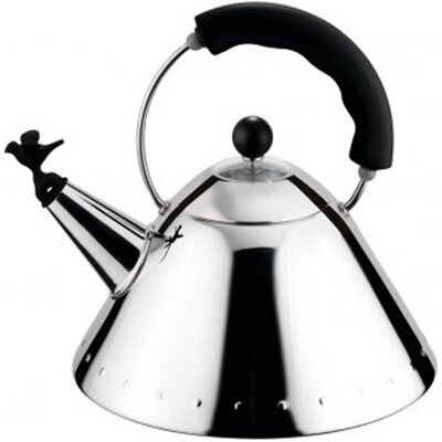 Alessi Michael Graves - Americana Inspirations 2-qt. Tea Kettle Set