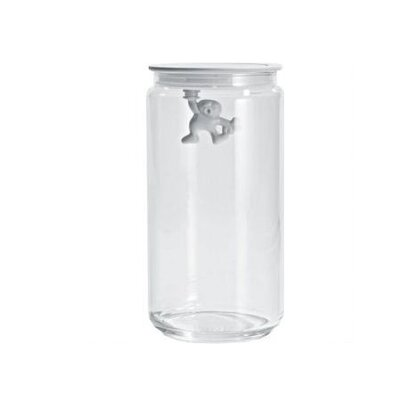Alessi A di Alessi - Dream Factory Gianni Storage Jar with Lid by Mattia Di Rosa