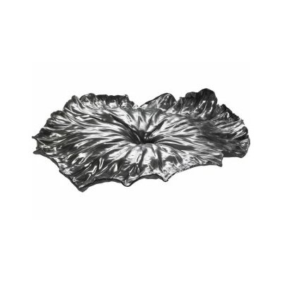 Alessi A Lotus Leaf Centerpiece