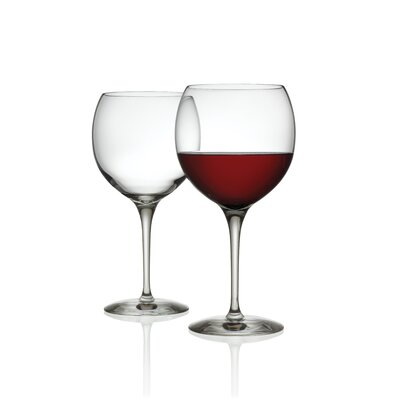 Alessi Mami Xl Red Wine Glass
