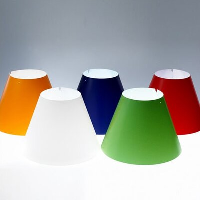 "Luceplan 16"" Costanza Lamp Shade"